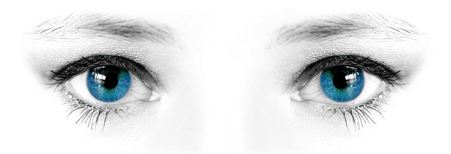 Was verrät Ihre Augenpartie über Sie?